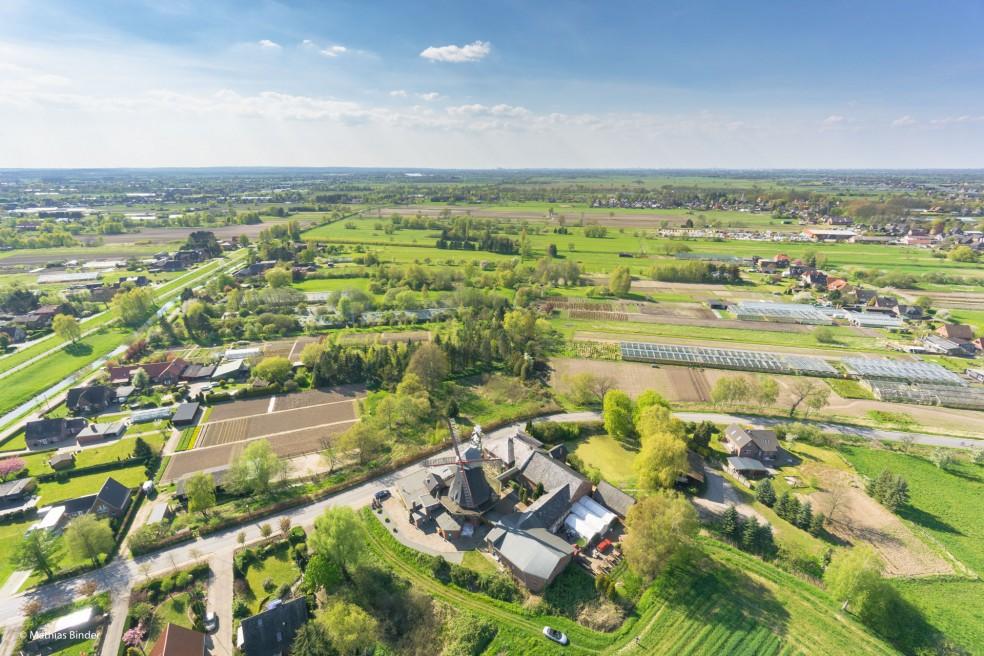 Vierlande-Elbmarsch / Riepenburger Mühle