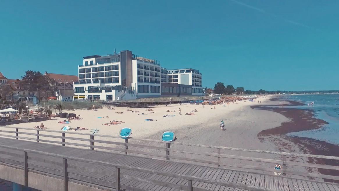 Bayside Hotel Scharbeutz, Germany